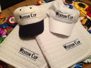Weston Cup Items