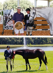 Winners at The Grand Oaks C Show